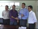 Roman recebe o novo chefe do escritório regional de Cornélio Procópio e o Presidente da FPRKW
