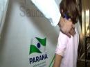 12 mil crianças e adolescentes avaliados pelo Paraná Saudável