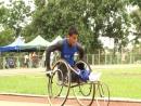 Confira um pouco do atletismo nos Parajaps em Londrina