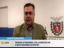Paraná ultrapassa 2 mil casos em 24h e bate recorde de mortes