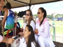 Estudantes de Fisioterapia prestam atendimento aos atletas no JAPs