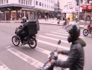 Ação visa conscientizar sobre riscos de acidentes com motos