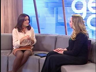 Gente.com - Bloco 02 - Entrevista com Débora Froehner