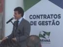 Contrato de Gestão com governador é pacto pela boa administração pública