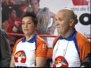 Ex-pugilista inaugura centro de excelência de boxe