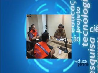 Educa Paraná | Simepar e Def. Civil | Bloco 2 - 05/12/2018