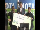 Nota Paraná distribui R$ 300 mil em sorteio