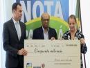 Prêmios do Nota Paraná saem para moradores de Londrina e Colombo