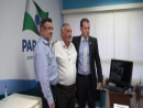 Janiópolis e Lunardelli: Prefeitos conhecem a SEES e reivindicarão melhorias para o esporte local.