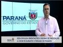 Sesa divulga orientações e regras de prevenção ao novo coronavírus durante o Feriado de Finados