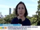 Sanepar divulga tabela de rodízios para Curitiba e Região