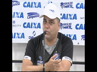 Coritiba X CSA   Almoço com o Paraná 17/10/2018