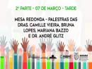 1º Seminário Regional sobre Abordagem e Enfrentamento ao Racismo Institucional - Tarde