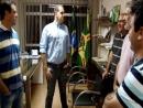 Secretário Roman visita Imbituva e Irati