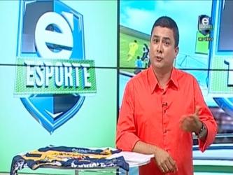 É-Esporte - Bloco 01 - 29/04