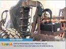 Start-up desenvolve primeiro veículo elétrico no Paraná