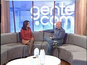 Gente.com - Bloco 02 - Entrevista com André Fernandes