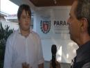 Secretário de Esporte de Siqueira Campos visita Roman