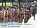 Polícias do Paraná se unem contra o crime com a megaoperação Sinergia