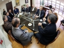 Agenda positiva marca visita da Celepar à Prefeitura de Araucária
