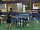 Tênis de mesa movimenta atletas dos JAPs neste domingo