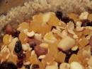 Torta de Aveia e mix de frutas - Sal a Gosto