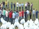 Secretaria do Esporte repassa materiais para dezenas de municípios paranaenses