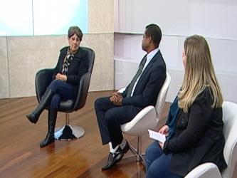 Lúcia Cortez Martins - Secretária de Estado da Educação - 09/06