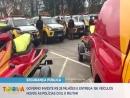 Com investimento de R$ 28 milhões, governador entrega 156 veículos novos às polícias Civil e Militar