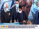 Governo do Paraná anuncia pagamento de progressões e promoções aos profissionais da segurança